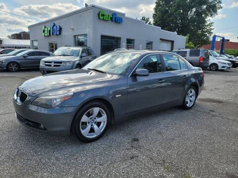 2005 BMW 5 Series for sale at Car One in Essex MD