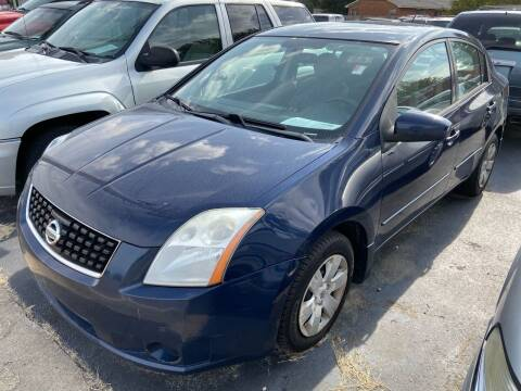 2009 Nissan Sentra for sale at Sartins Auto Sales in Dyersburg TN