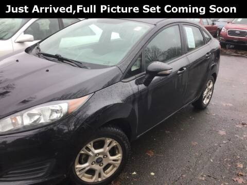 2014 Ford Fiesta for sale at Royal Moore Custom Finance in Hillsboro OR