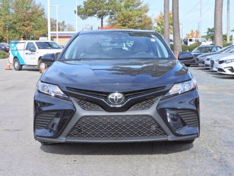 2020 Toyota Camry for sale at Auto Finance of Raleigh in Raleigh NC