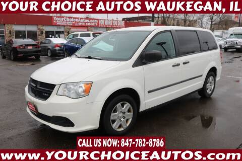 2012 RAM C/V for sale at Your Choice Autos - Waukegan in Waukegan IL
