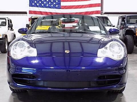 2004 Porsche 911 for sale at Texas Motor Sport in Houston TX