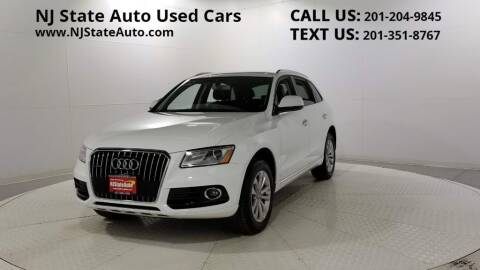 2015 Audi Q5 for sale at NJ State Auto Auction in Jersey City NJ