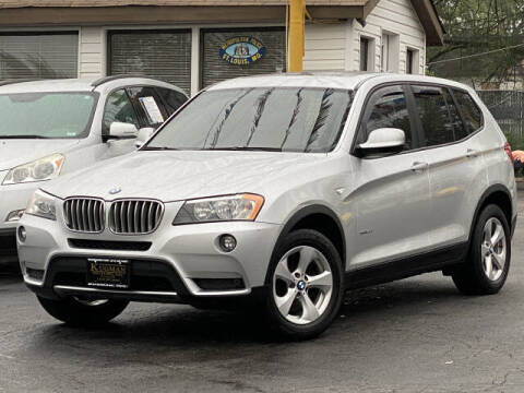 2012 BMW X3 for sale at Kugman Motors in Saint Louis MO