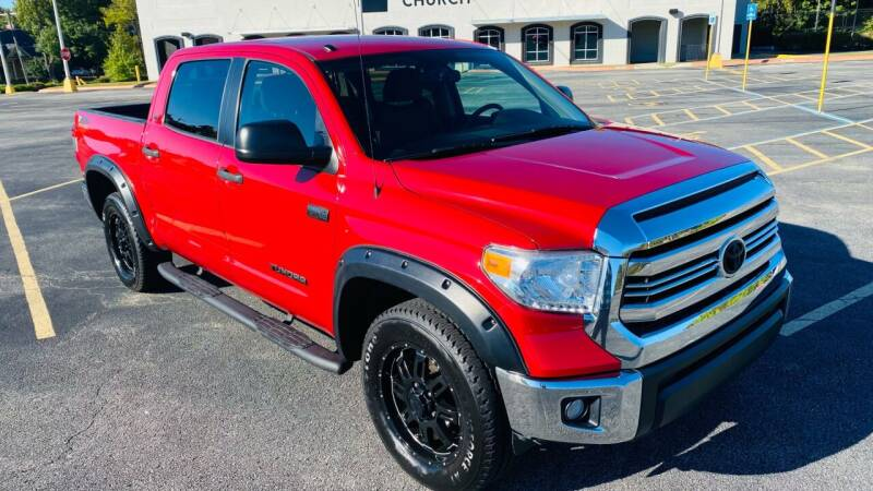 2016 Toyota Tundra for sale at H & B Auto in Fayetteville AR