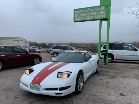 1999 Chevrolet Corvette for sale at Independent Auto in Belle Fourche SD