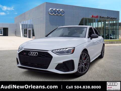 2021 Audi S4 for sale at Metairie Preowned Superstore in Metairie LA