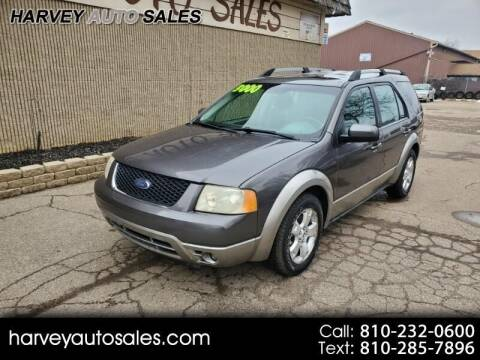 2006 Ford Freestyle for sale at Harvey Auto Sales, LLC. in Flint MI