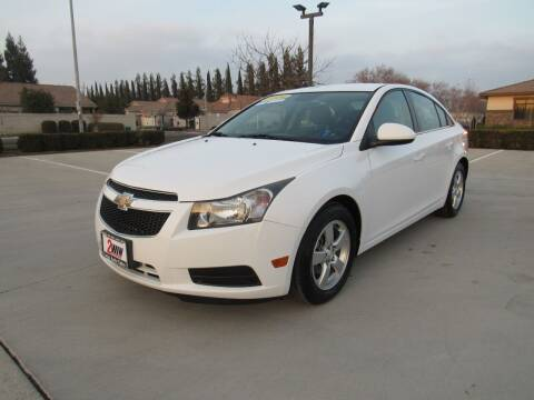 2014 Chevrolet Cruze for sale at 2Win Auto Sales Inc in Oakdale CA