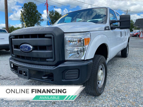2016 Ford F-250 Super Duty for sale at Auto Store of NC in Walkertown NC