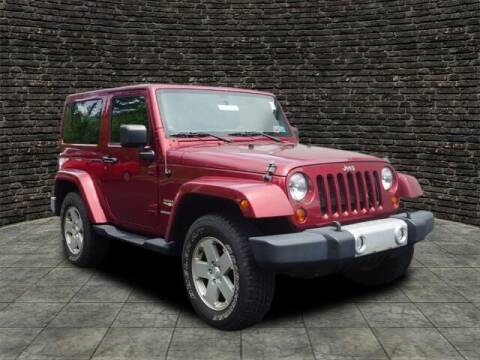 2012 Jeep Wrangler for sale at Ron's Automotive in Manchester MD