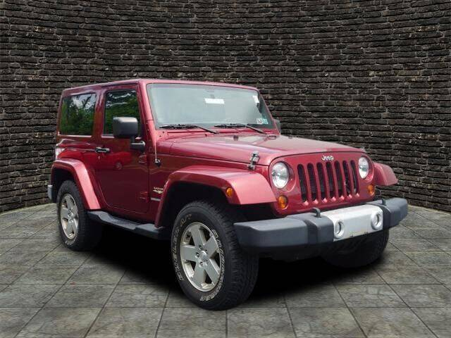 2012 Jeep Wrangler for sale in Manchester, MD
