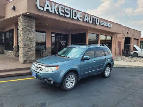 2012 Subaru Forester for sale at Lakeside Auto Brokers in Colorado Springs CO