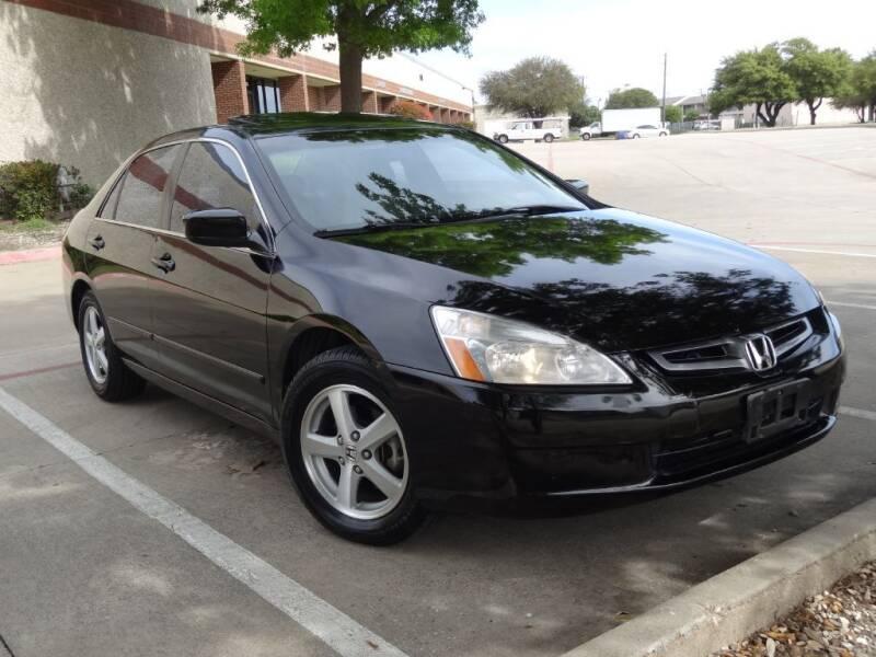 2004 Honda Accord for sale at 123 Car 2 Go LLC in Dallas TX