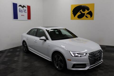 2018 Audi A4 for sale at Carousel Auto Group in Iowa City IA