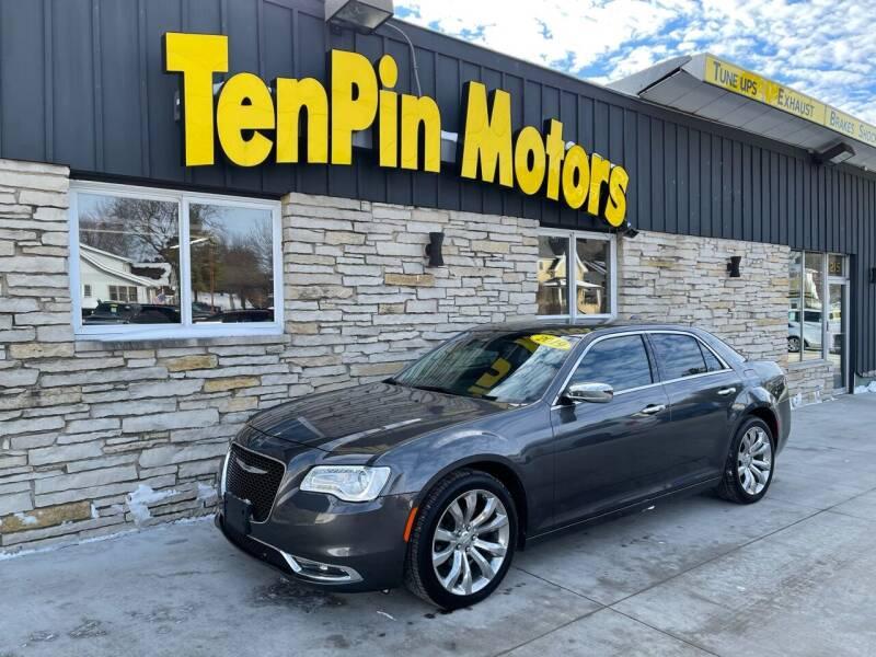 2019 Chrysler 300 for sale at TenPin Motors LLC in Fort Atkinson WI