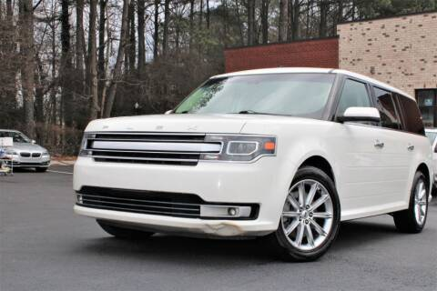 2014 Ford Flex for sale at Atlanta Unique Auto Sales in Norcross GA
