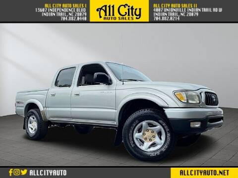 2001 Toyota Tacoma for sale at All City Auto Sales II in Indian Trail NC