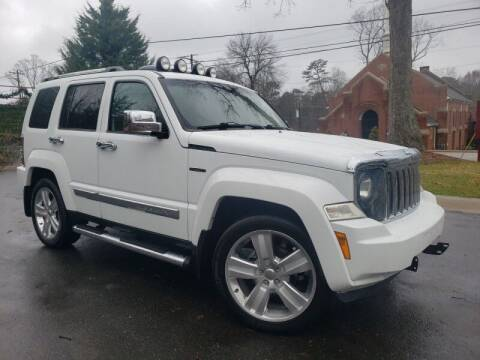 2012 Jeep Liberty for sale at McAdenville Motors in Gastonia NC