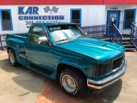 1994 GMC Sierra 1500 for sale at Kar Connection in Miami FL