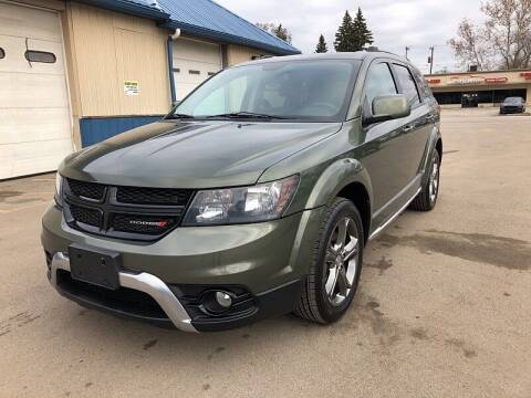 2017 Dodge Journey for sale at CItywide Auto Credit in Oregon OH