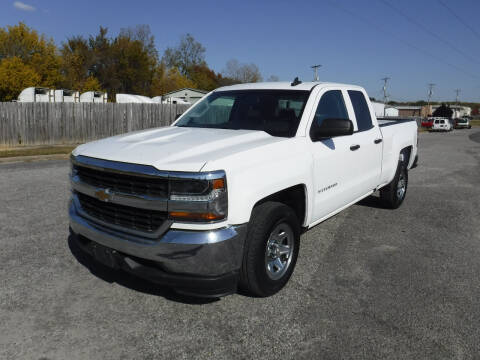 2017 Chevrolet Silverado 1500 for sale at AutoMax of Memphis - Logan Karr in Memphis TN
