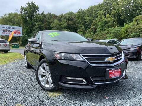 2018 Chevrolet Impala for sale at A&M Auto Sales in Edgewood MD