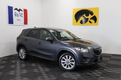 2015 Mazda CX-5 for sale at Carousel Auto Group in Iowa City IA
