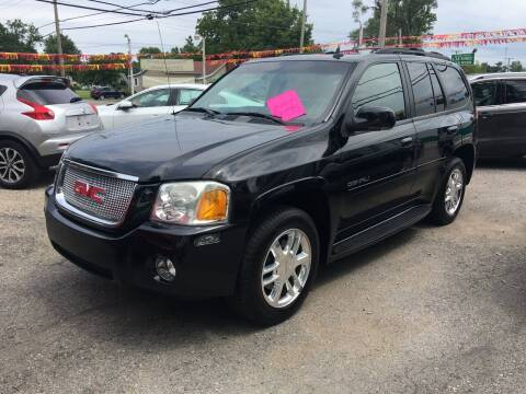 2007 GMC Envoy for sale at Antique Motors in Plymouth IN