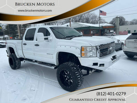 2011 Chevrolet Silverado 2500HD for sale at Brucken Motors in Evansville IN
