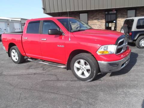 2009 Dodge Ram Pickup 1500 for sale at Dietsch Sales & Svc Inc in Edgerton OH