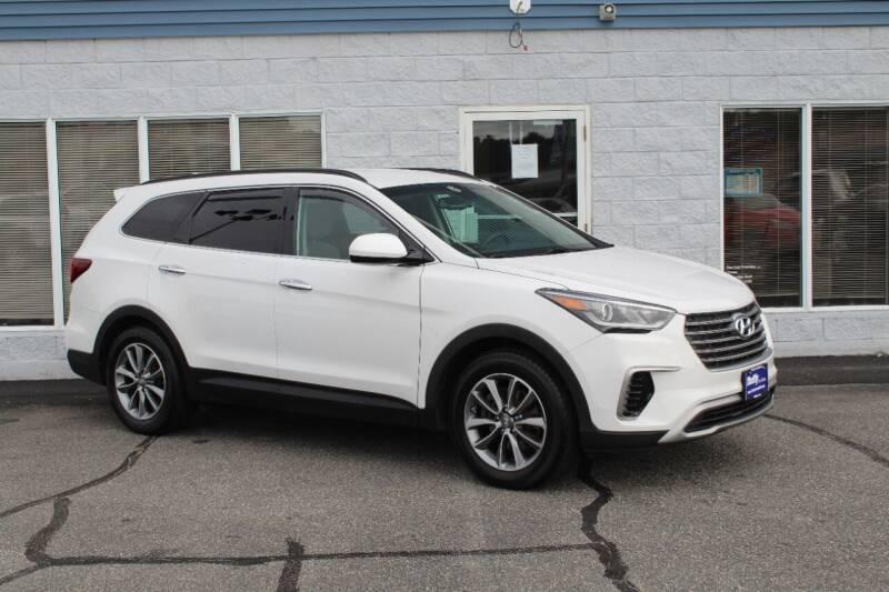 2017 Hyundai Santa Fe for sale at Thrifty Car Sales Westfield in Westfield MA