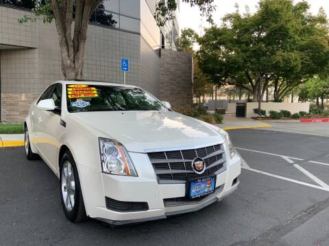 2008 Cadillac CTS for sale at Right Cars Auto Sales in Sacramento CA
