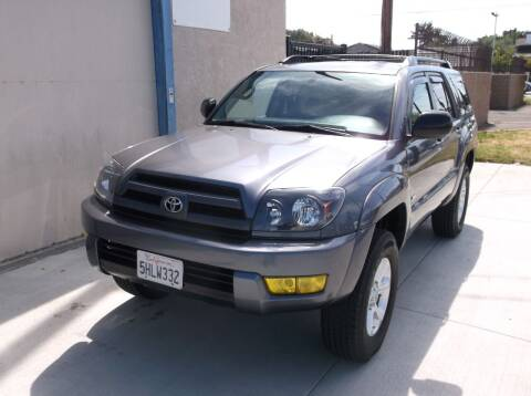 2004 Toyota 4Runner for sale at Executive Auto Sales in Costa Mesa CA