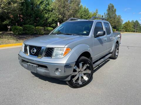2008 Nissan Frontier for sale at Aren Auto Group in Sterling VA