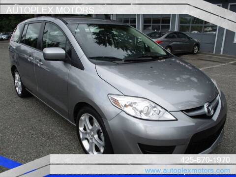 2010 Mazda MAZDA5 for sale at Autoplex Motors in Lynnwood WA