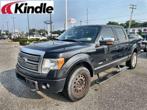 2012 Ford F-150 for sale at Kindle Auto Plaza in Cape May Court House NJ