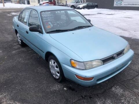 1995 Toyota Corolla for sale at Autorama in Mishawaka IN
