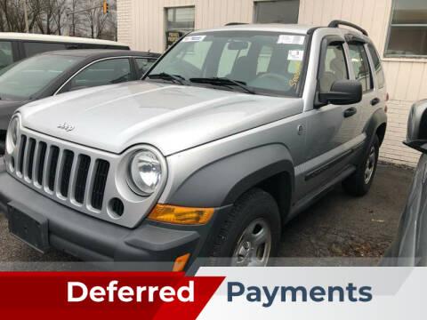 2006 Jeep Liberty for sale at Marti Motors Inc in Madison IL