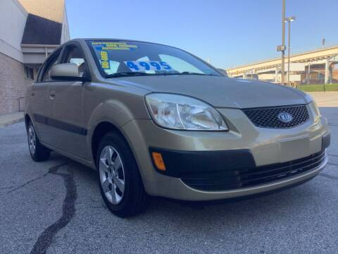 2007 Kia Rio for sale at Active Auto Sales Inc in Philadelphia PA