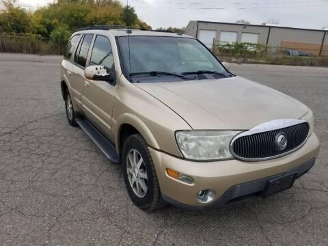 2005 Buick Rainier for sale at J & J Used Auto in Jackson MI