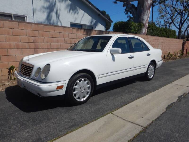 1998 Mercedes-Benz E-Class for sale at California Cadillac & Collectibles in Los Angeles CA