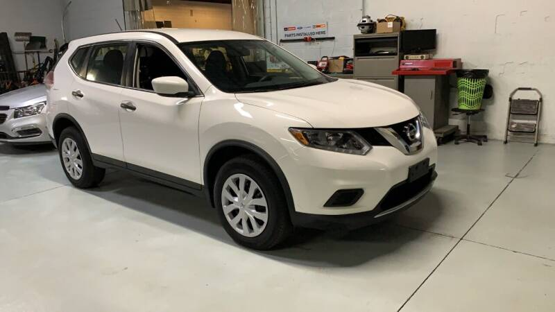 2016 Nissan Rogue for sale at GROUP AUTO IMPORT & EXPORT in Newark NJ
