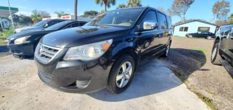 2010 Volkswagen Routan for sale at Sheldon Motors in Tampa FL