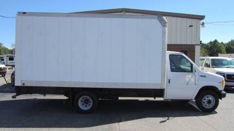 2002 Ford E-Series Chassis for sale at Vans Of Great Bridge in Chesapeake VA