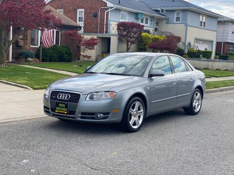 2007 Audi A4 for sale at Reis Motors LLC in Lawrence NY