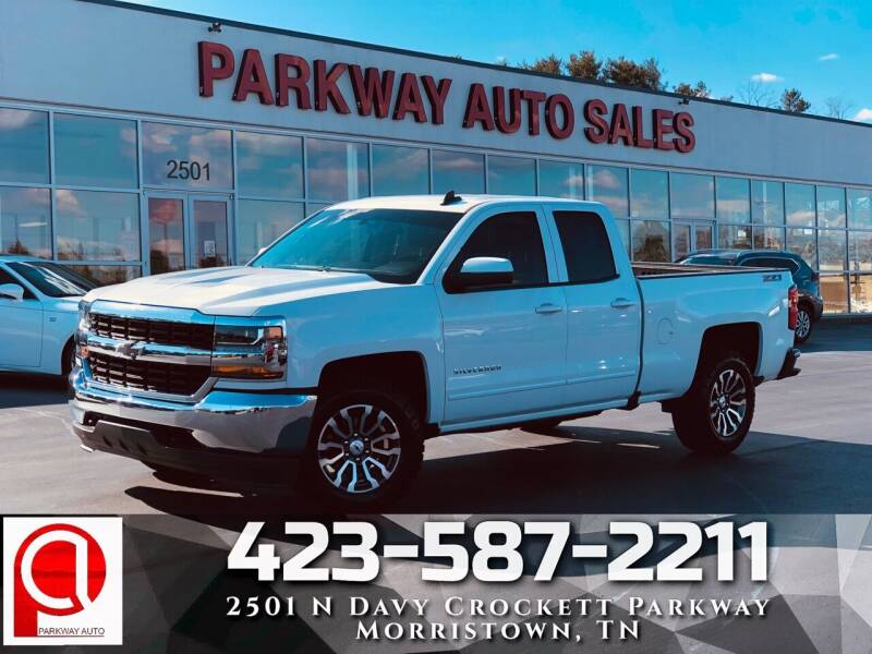 2018 Chevrolet Silverado 1500 for sale at Parkway Auto Sales, Inc. in Morristown TN