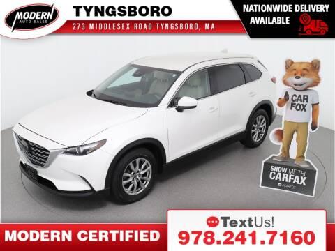 2018 Mazda CX-9 for sale at Modern Auto Sales in Tyngsboro MA