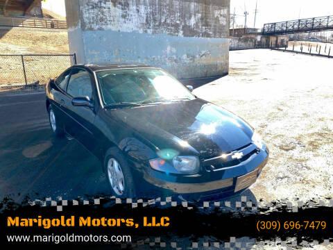 2005 Chevrolet Cavalier for sale at Marigold Motors, LLC in Pekin IL