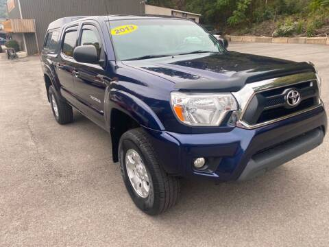 2013 Toyota Tacoma for sale at Worldwide Auto Group LLC in Monroeville PA